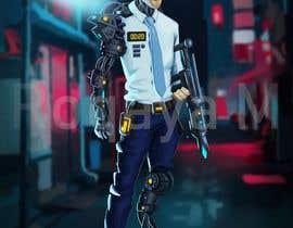 Nro 59 kilpailuun Turn me into a Cyberpunk Character! käyttäjältä rokayataqi