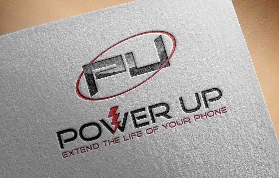 Penyertaan Peraduan #                                        28                                      untuk                                         Design a Logo for mobile power bank
