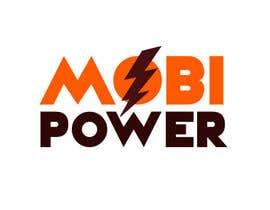 #23 untuk Design a Logo for mobile power bank oleh webbymastro
