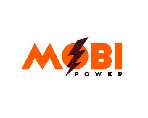 Penyertaan Peraduan #                                        25                                      untuk                                         Design a Logo for mobile power bank