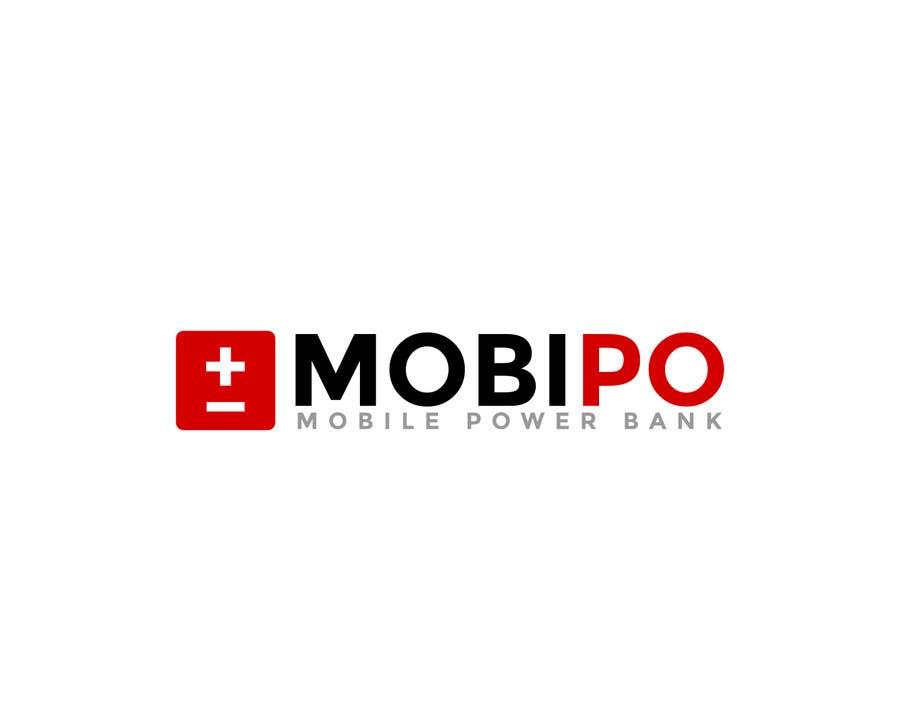 Penyertaan Peraduan #                                        21                                      untuk                                         Design a Logo for mobile power bank