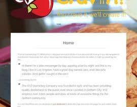 #3 for Whatcha Cravin Website af sampathperera