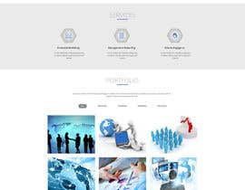 SoftlopeCreative tarafından Design a Website Mockup for Access Analytic için no 8