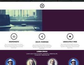 Kal5i tarafından Design a Website Mockup for Access Analytic için no 7