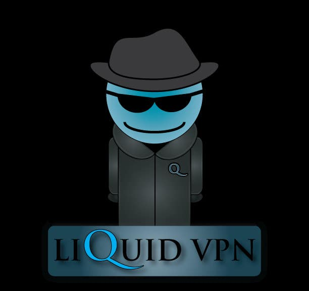 Penyertaan Peraduan #                                        60                                      untuk                                         Logo Design for LiquidVPN