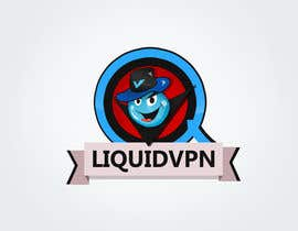 #50 para Logo Design for LiquidVPN por sat01680