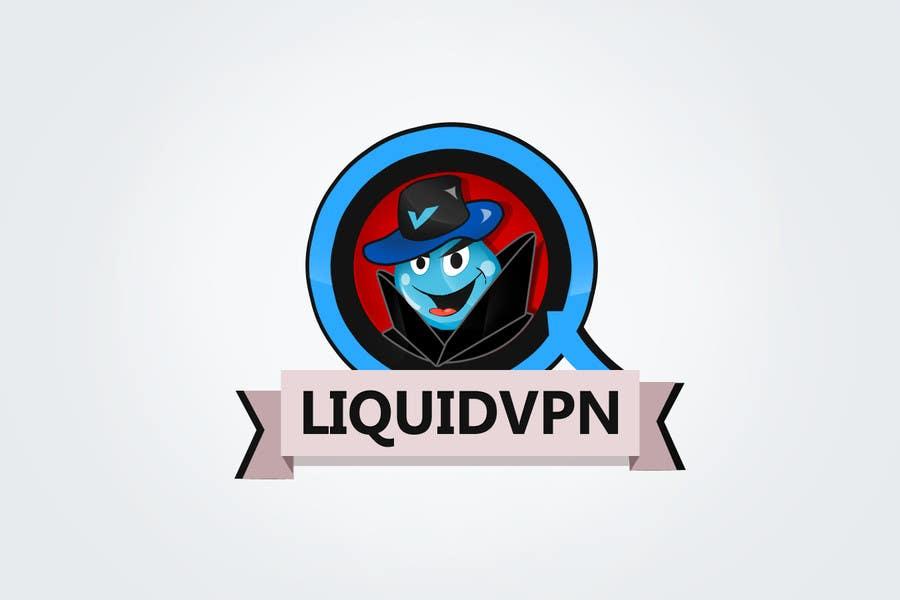 Bài tham dự cuộc thi #51 cho Logo Design for LiquidVPN