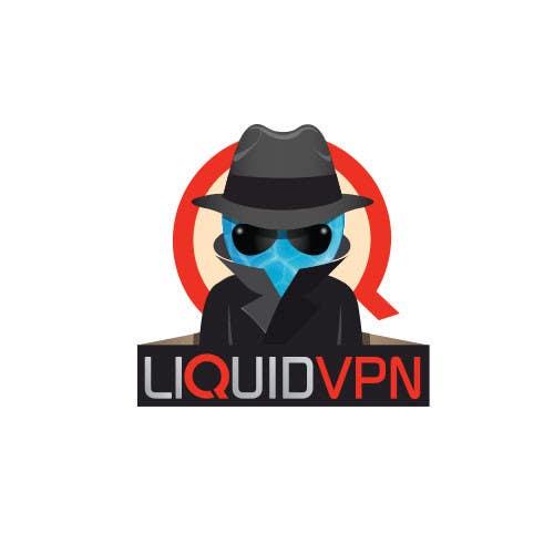 Penyertaan Peraduan #                                        54                                      untuk                                         Logo Design for LiquidVPN