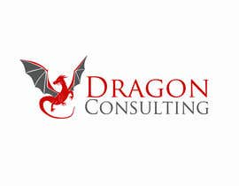 #113 para Logo Design for Dragon Consulting por grafixsoul