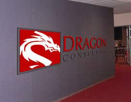#210 para Logo Design for Dragon Consulting por ArtBrain