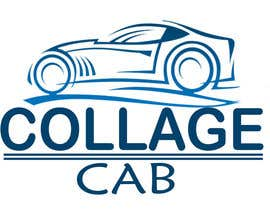nº 106 pour Logo Design for CollageCab Company par luqman345