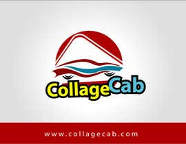 #104 para Logo Design for CollageCab Company por hamamun