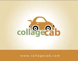 #105 para Logo Design for CollageCab Company por hamamun