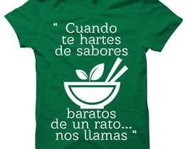 #20 cho Diseñar una camiseta for organic food bởi ismailtunaa92
