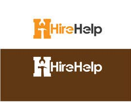 #176 para Design a Logo for Hire Help de manprasad