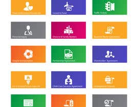 #5 para Icon or Button Design for 26 Windows 8 tiles por raikulung