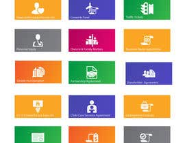 #6 para Icon or Button Design for 26 Windows 8 tiles por raikulung