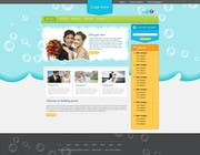 Contest Entry #2 for Website Design for Wedding Portal