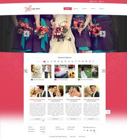 #31 for Website Design for Wedding Portal by softechnos5