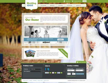 #15 for Website Design for Wedding Portal by iNoesis