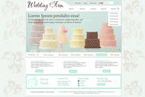 Contest Entry #27 for Website Design for Wedding Portal