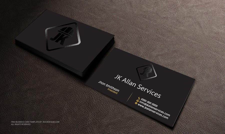 Entry #200 by aminur33 for Design business cards for Construction ...
