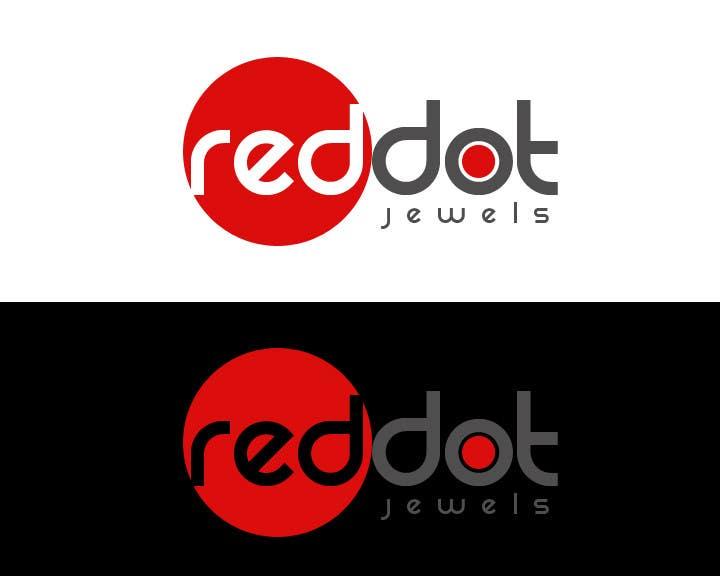 Inscrição nº                                         75                                      do Concurso para                                         Logo Design for Red-Dot Jewels