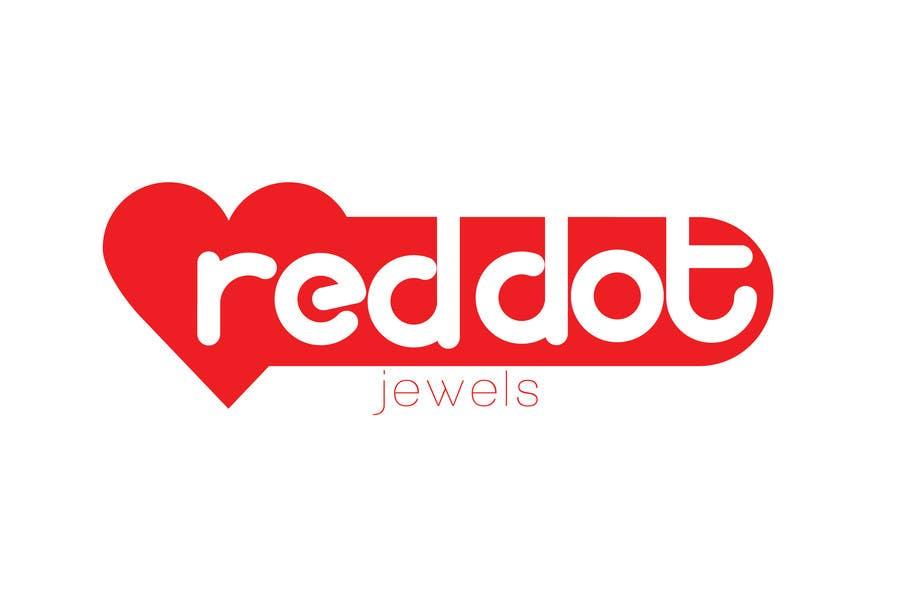 Inscrição nº                                         36                                      do Concurso para                                         Logo Design for Red-Dot Jewels