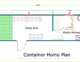 #11 for Container Home Plan to Meet Florida Building Code af sharifullalesnad