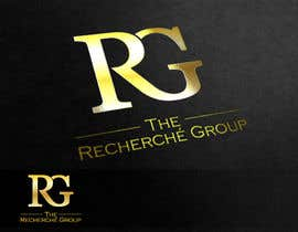 #30 untuk Logo Design for our company. The Recherchè Group oleh HammyHS