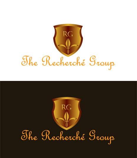 Inscrição nº                                         42                                      do Concurso para                                         Logo Design for our company. The Recherchè Group