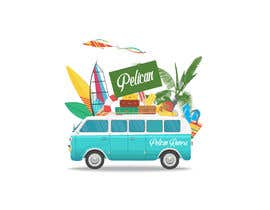 #62 for Logo for camper van rental business by HadiGraphic