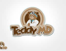 #69 for Logo Design for Teddy MD, LLC by rogeliobello