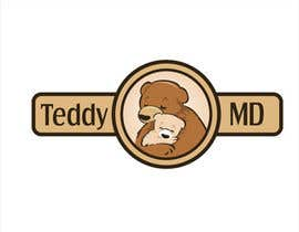 #56 para Logo Design for Teddy MD, LLC por nom2