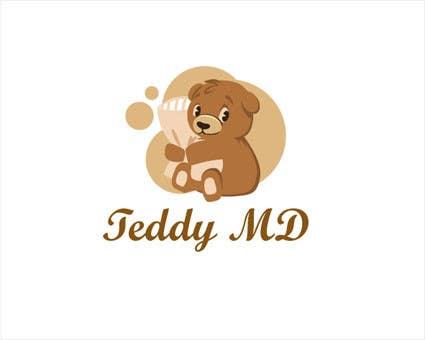 Kilpailutyö #62 kilpailussa Logo Design for Teddy MD, LLC