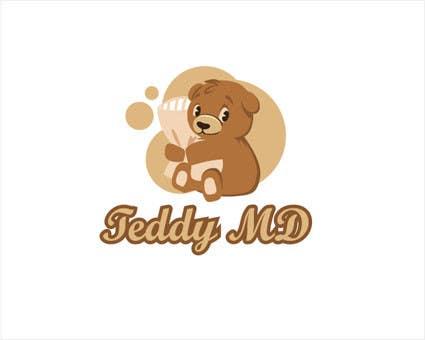 Kilpailutyö #63 kilpailussa Logo Design for Teddy MD, LLC