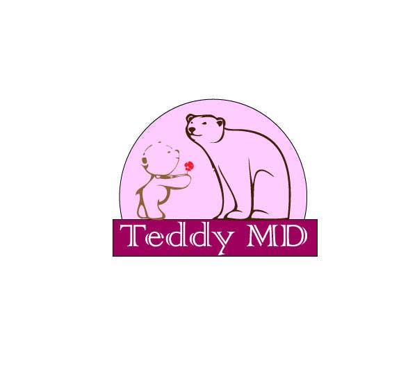 Kilpailutyö #7 kilpailussa Logo Design for Teddy MD, LLC