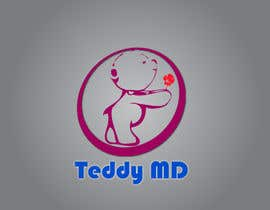 #55 para Logo Design for Teddy MD, LLC por kangian