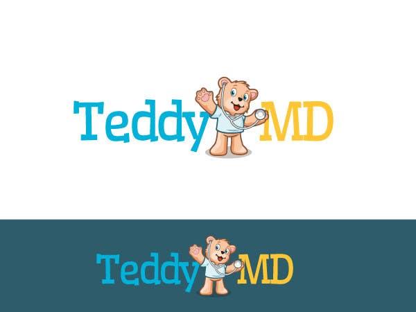 Kilpailutyö #57 kilpailussa Logo Design for Teddy MD, LLC
