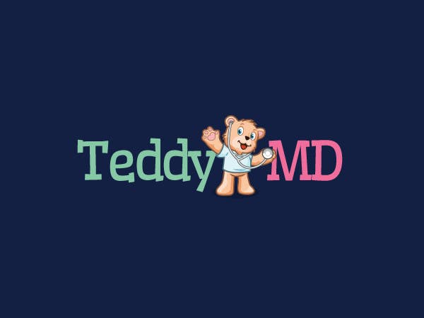 Kilpailutyö #61 kilpailussa Logo Design for Teddy MD, LLC