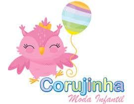#3 para Criar Logotipo para Loja de Moda Infantil por gmurari