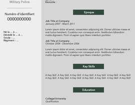 #2 untuk WORDPRESS PAGE DESIGN (PHP + HTML/CSS) oleh lookman7