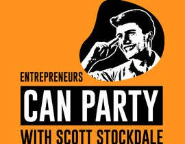 #50 for Logo for my new podcast, Entrepreneurs Can Party! by alaminsumon00