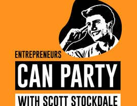 #56 for Logo for my new podcast, Entrepreneurs Can Party! by alaminsumon00