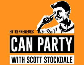 #57 for Logo for my new podcast, Entrepreneurs Can Party! by alaminsumon00