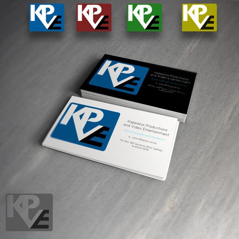Inscrição nº                                         9                                      do Concurso para                                         Logo Design for Kappatos Productions and Video Entertainment (KPVE)