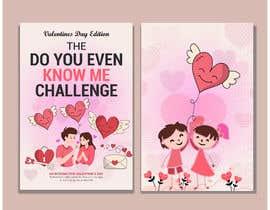 GraphicsWorld4u tarafından Do You Even Know Me Challenge Book Cover için no 76