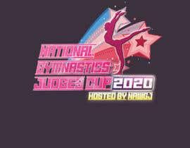 #342 for gymnastics event shirt design by Farvid