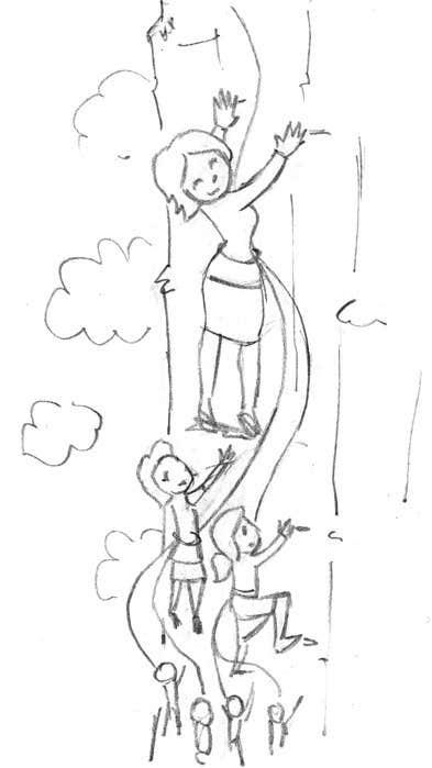 Entri Kontes #                                        15                                      untuk                                        Illustration Design for Optimiss Consulting