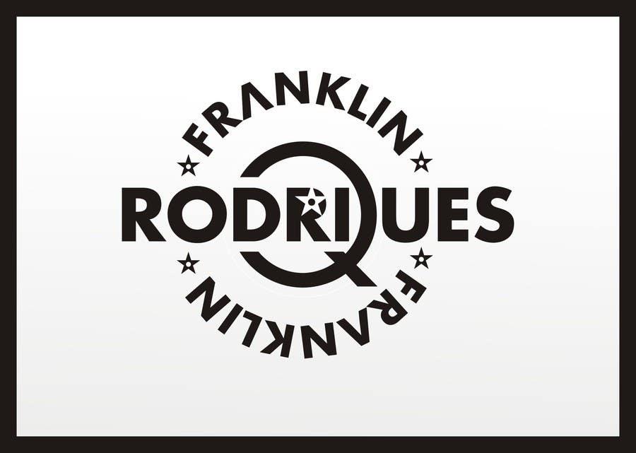 Penyertaan Peraduan #7 untuk Logo Design for dj franklin rodriques